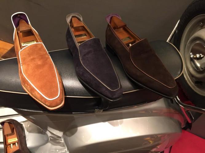 「Corthay コルテ」(Parisの紳士靴メゾン)が新作モデルを発表……