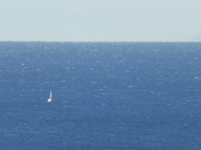 碧吸ひて 心潮の香 春の海