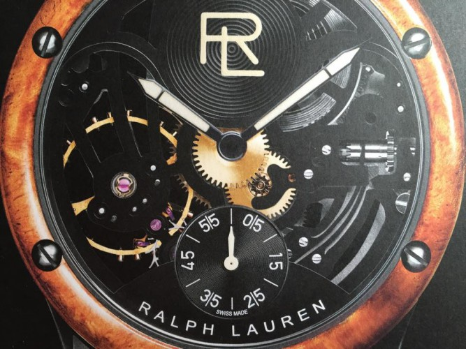 RALPH LAUREN WATCHE 2015