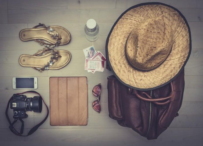 ストロー・ハット(straw  hat)
