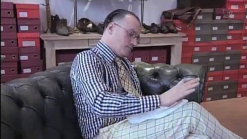 パリ紳士服飾界のスタイルセッター MARC GUYOT マーク・グィヨの真実